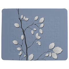 Branch Leaves Branches Plant Jigsaw Puzzle Photo Stand (rectangular) by BangZart