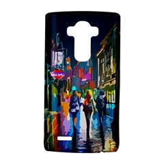 Abstract Vibrant Colour Cityscape Lg G4 Hardshell Case by BangZart