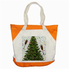 New Year S Eve New Year S Day Accent Tote Bag by BangZart