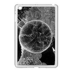Space Universe Earth Rocket Apple Ipad Mini Case (white) by BangZart