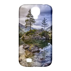 Hintersee Ramsau Berchtesgaden Samsung Galaxy S4 Classic Hardshell Case (pc+silicone) by BangZart