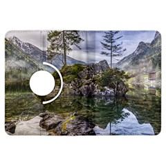 Hintersee Ramsau Berchtesgaden Kindle Fire Hdx Flip 360 Case by BangZart