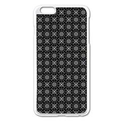 Kaleidoscope Seamless Pattern Apple Iphone 6 Plus/6s Plus Enamel White Case by BangZart
