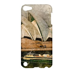 Sydney The Opera House Watercolor Apple Ipod Touch 5 Hardshell Case by BangZart