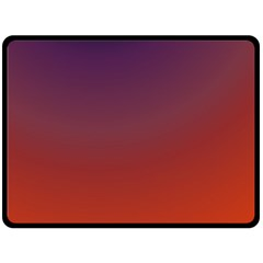 Course Colorful Pattern Abstract Double Sided Fleece Blanket (large)  by BangZart