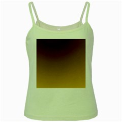 Course Colorful Pattern Abstract Green Spaghetti Tank
