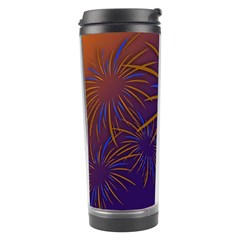 Sylvester New Year S Day Year Party Travel Tumbler by BangZart