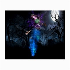 Magical Fantasy Wild Darkness Mist Small Glasses Cloth by BangZart