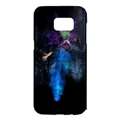 Magical Fantasy Wild Darkness Mist Samsung Galaxy S7 Edge Hardshell Case by BangZart