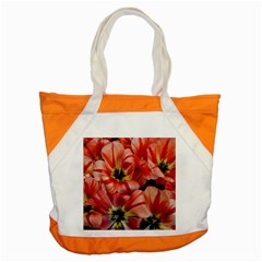 Tulips Flowers Spring Accent Tote Bag by BangZart