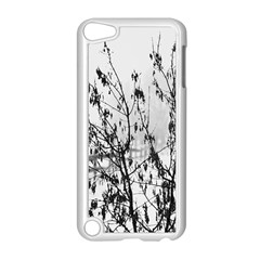 Snow Winter Cold Landscape Fence Apple Ipod Touch 5 Case (white) by BangZart