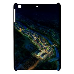 Commercial Street Night View Apple Ipad Mini Hardshell Case by BangZart