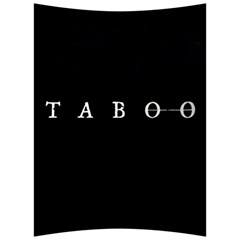 Taboo Back Support Cushion by Valentinaart