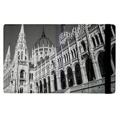 Architecture Parliament Landmark Apple Ipad Pro 9 7   Flip Case by BangZart