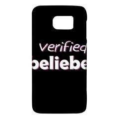 Verified Belieber Galaxy S6 by Valentinaart