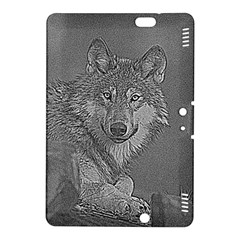 Wolf Forest Animals Kindle Fire Hdx 8 9  Hardshell Case by BangZart