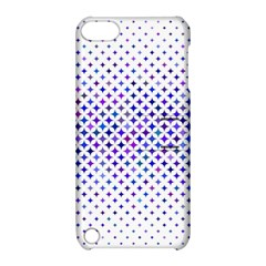 Star Curved Background Geometric Apple Ipod Touch 5 Hardshell Case With Stand by BangZart