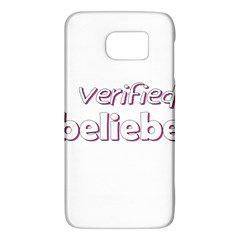 Verified Belieber Galaxy S6 by Valentinaart