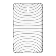 Pattern Background Monochrome Samsung Galaxy Tab S (8 4 ) Hardshell Case