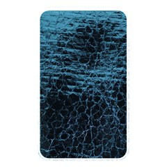 Blue Black Shiny Fabric Pattern Memory Card Reader by BangZart