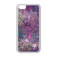 Fun,fantasy And Joy 1 Apple Iphone 5c Seamless Case (white) by MoreColorsinLife