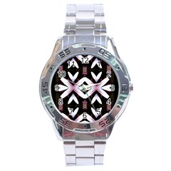 Japan Is A Beautiful Place In Calm Style Stainless Steel Analogue Watch by pepitasart