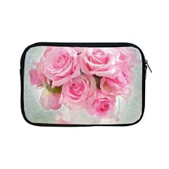 Pink Roses Apple Ipad Mini Zipper Cases by 8fugoso