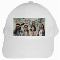 Native American Four Fathers  White Cap