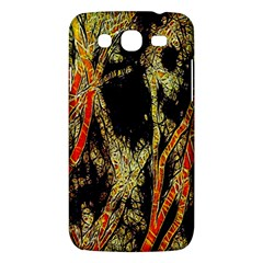 Artistic Effect Fractal Forest Background Samsung Galaxy Mega 5 8 I9152 Hardshell Case  by Amaryn4rt