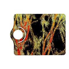 Artistic Effect Fractal Forest Background Kindle Fire Hd (2013) Flip 360 Case by Amaryn4rt