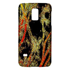 Artistic Effect Fractal Forest Background Galaxy S5 Mini by Amaryn4rt
