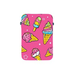 Summer Ice Creams Flavors Pattern Apple Ipad Mini Protective Soft Cases by allthingseveryday