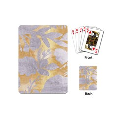 Gold Silver Playing Cards (mini)  by 8fugoso