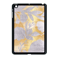 Gold Silver Apple Ipad Mini Case (black) by 8fugoso