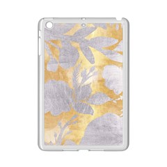 Gold Silver Ipad Mini 2 Enamel Coated Cases by 8fugoso
