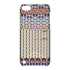 Flower Of Life Pattern 2 Apple Ipod Touch 5 Hardshell Case With Stand