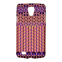 Flower Of Life Pattern 3 Galaxy S4 Active by Cveti