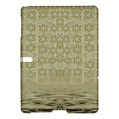 Shooting Stars Over The Sea Of Calm Samsung Galaxy Tab S (10 5 ) Hardshell Case  by pepitasart