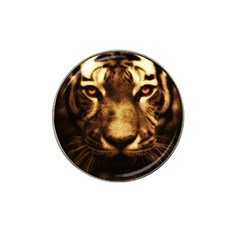 Cat Tiger Animal Wildlife Wild Hat Clip Ball Marker (10 Pack) by Celenk