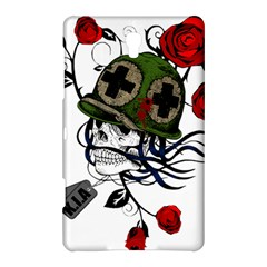 Skull Skeleton Dead Death Face Samsung Galaxy Tab S (8 4 ) Hardshell Case