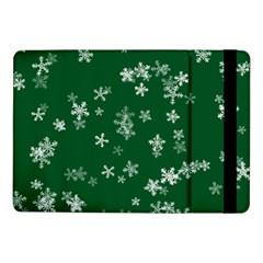 Template Winter Christmas Xmas Samsung Galaxy Tab Pro 10 1  Flip Case