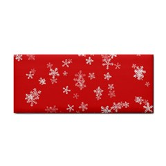 Template Winter Christmas Xmas Cosmetic Storage Cases by Celenk