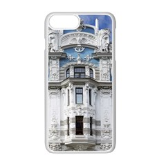 Squad Latvia Architecture Apple Iphone 7 Plus Seamless Case (white) by Celenk