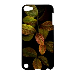 Autumn Leaves Foliage Apple Ipod Touch 5 Hardshell Case by Celenk