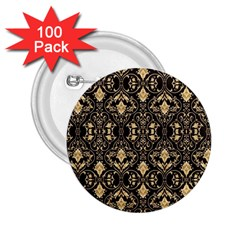 Wallpaper Wall Art Architecture 2 25  Buttons (100 Pack)  by Celenk