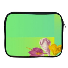 Background Homepage Blossom Bloom Apple Ipad 2/3/4 Zipper Cases by Celenk