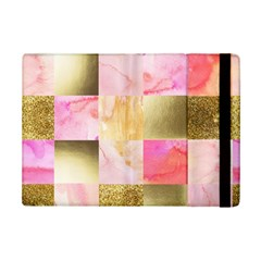 Collage Gold And Pink Ipad Mini 2 Flip Cases by 8fugoso