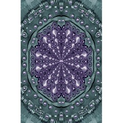 Star And Flower Mandala In Wonderful Colors 5 5  X 8 5  Notebooks by pepitasart