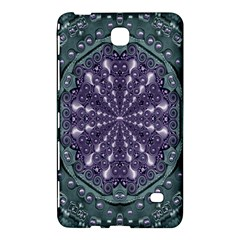 Star And Flower Mandala In Wonderful Colors Samsung Galaxy Tab 4 (8 ) Hardshell Case  by pepitasart
