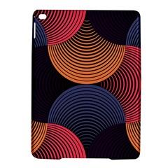 Geometric Swirls Ipad Air 2 Hardshell Cases by Celenk